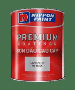 nippon 1226 Epotar HB Black