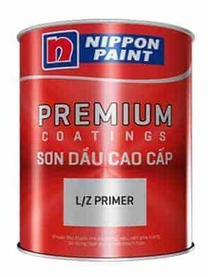 Sơn nippon Bilac Undercoat White có mùi thơm nhẹ không gây độc hại