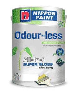 odourless