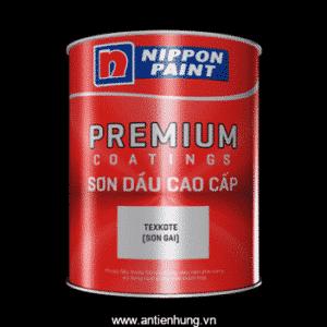 sơn nippon paint Texkote1