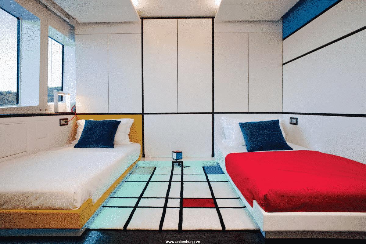 Sơn Odour-less Deluxe All-in-1 mang đến không gian nội thất đẹp cho gia đình bạn