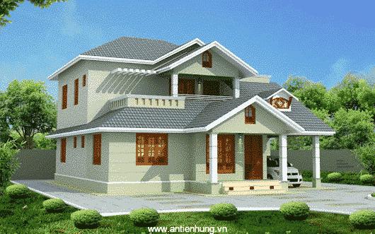 Sử dụng sơn chống thấm giúp ngôi nhà của bạn bền đẹp