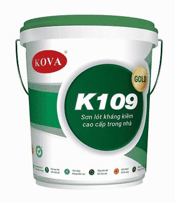 Hình ảnh sơn lót kháng kiềm cao cấp trong nhà K109-Gold