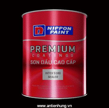 Sản phẩm sơn lót ngoại thất nippon hitex 5180 sealer