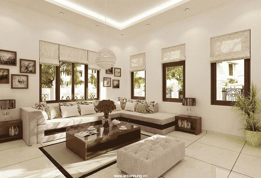 Sơn lót nội thất mang lại vẻ đẹp cho ngôi nhà của bạn