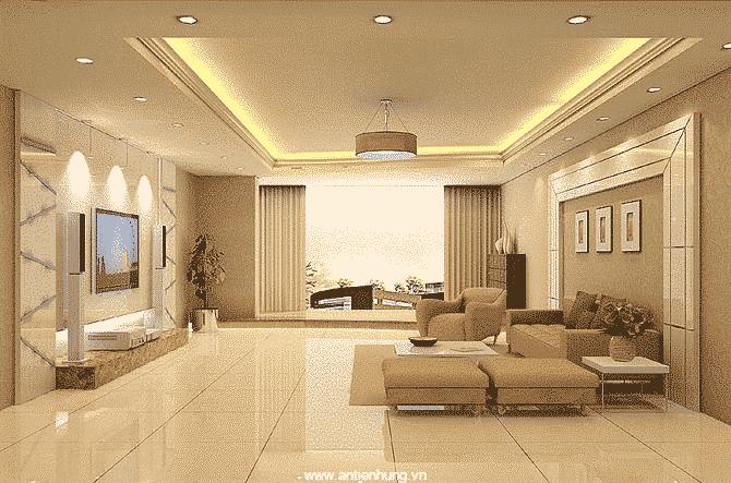Sơn lót nội thất Matex Sealer ứng dụng trong công trình