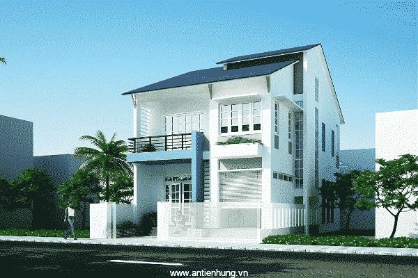 Sơn ngoại thất Supergard mang đến vẻ đẹp hoàn mỹ cho ngôi nhà của bạn