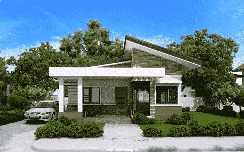 Sơn ngoại thất cao cấp weathergard plus mang đến vẻ đẹp hoàn mỹ cho ngôi nhà