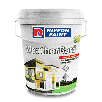 Sơn ngoại thất weathergard sealer là loại sơn gốc nước