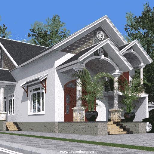 Sơn ngoại thất giúp ngôi nhà bền vững với thời gian