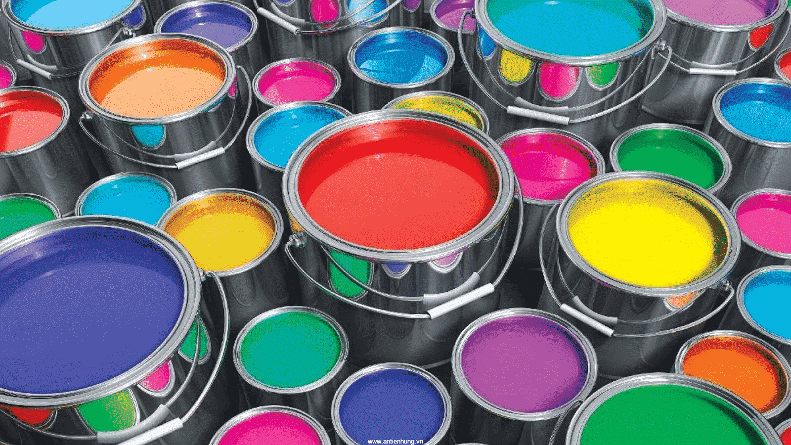Màu sắc phù hợp sẽ giúp cho ngôi nhà hoàn hảo
