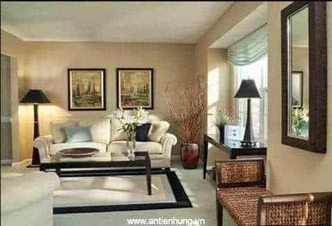Sơn nội thất cao cấp odour-less all-in-1 siêu bóng - sự lựa chọn của mọi không gian