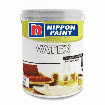 Sơn nội thất nippon Vatex có nhiều tính năng so với các loại sơn khác