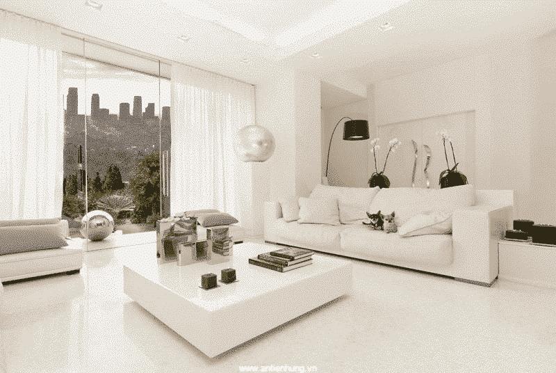 Sơn nội thất nippon Vatex mang đến một không gian bền đẹp