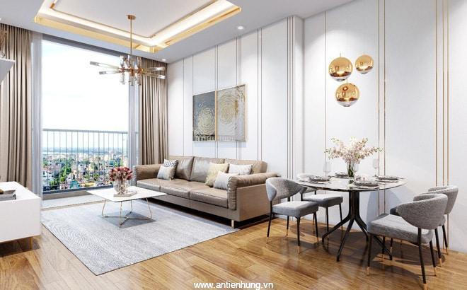 Sơn nội thất cao cấp odour-less all-in-1 siêu bóng-khẳng định giá trị ngôi nhà bạn
