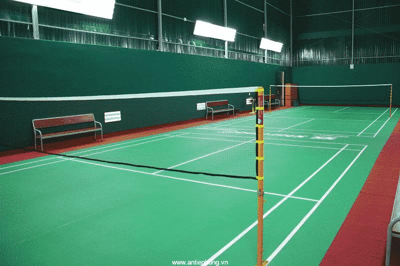 Sơn sân tennis, sân thể thao đa năng CT 08-Gold có nhiều đặc tính nổi bật hơn so với các sản phẩm sơn phủ