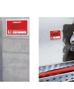 vữa ngăn cháy lan Hilti CP 636