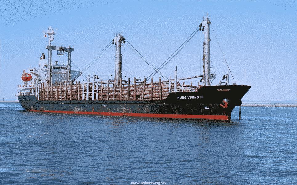 Sơn Epoxy Jotun giúp tàu thủy không bị ăn mòn bởi nước biển