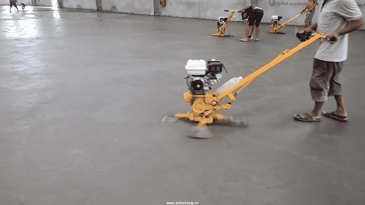 Công trình sử dụng nền sàn và chất phủ bề mặt Bestcoat PU 714