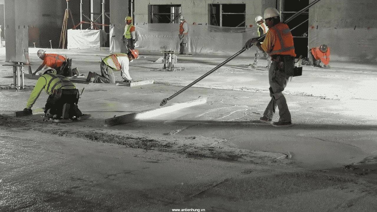 Chất phủ làm cứng bề mặt Bestcoat PU 714 dùng để phủ bảo vệ bề mặt nền, sàn bê tông