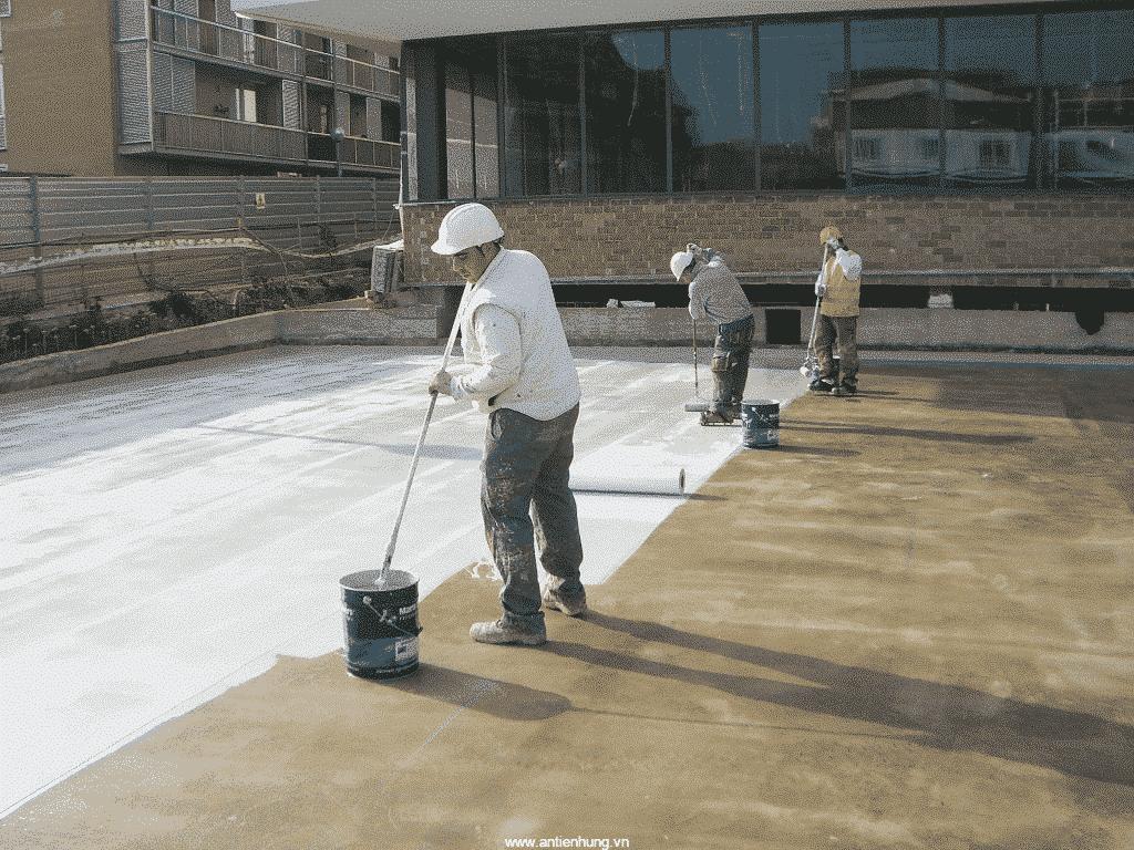 Hợp chất bảo dưỡng bê tông gốc polymer Bestcure AC015 có nhiều ưu điểm vượt trội