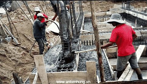 Chất lượng bê tông sẽ tốt hơn khi sử dụng phụ gia Bestprotect CN313
