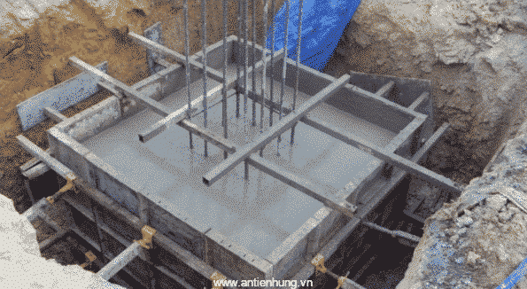 Bestprotect CE500 dùng để kết nối và bảo vệ cốt thép chống lại sự ăn mòn trong bê tông