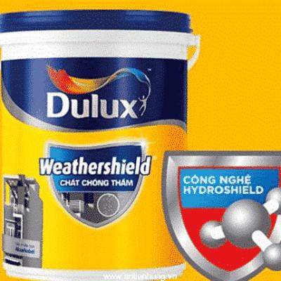 Sơn Dulux Weathershieldf