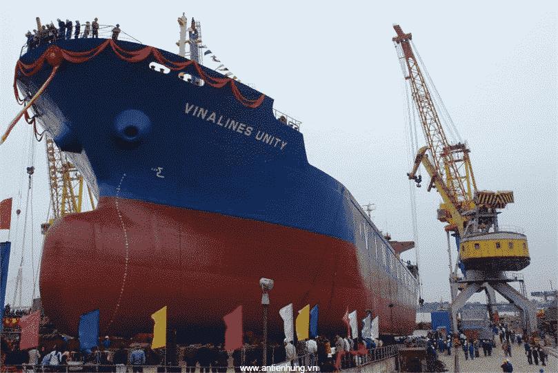 Sơn chống rỉ HARDTOP FLEXI (20 LÍT) chuyên sử dụng trong hàng hải