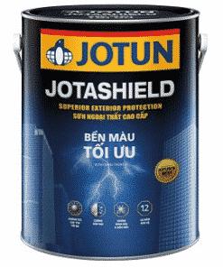 Sơn Jotashield bền màu tối ưu - 5L SP