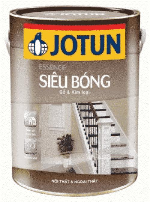 Sơn dầu Jotun Essence siêu bóng (0,8 lít) rất phổ biến trên thị trường