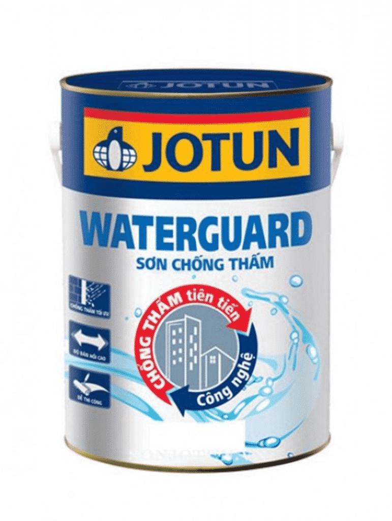 Tổng quan về sơn chống thấm Jotun WaterGuard 6kg