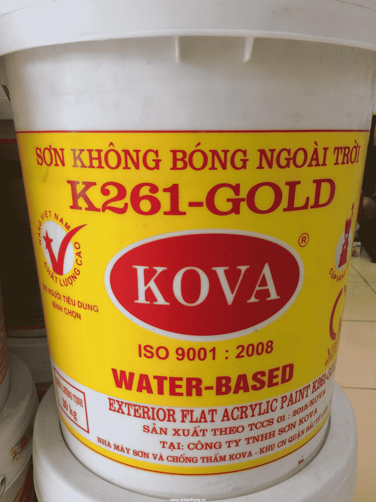 K261 Gold