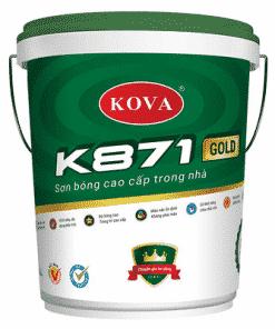 K871 - gold