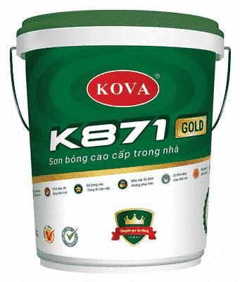 K871 gold