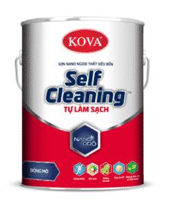 Kova Self Cleaning