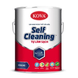 Sơn Kova Nano Self-Cleaning tự làm sạch SP