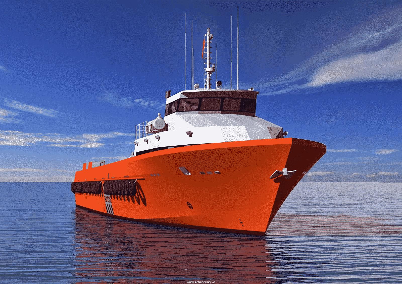 Sơn PENGUARD TOPCOAT (20 LÍT) dùng để sơn vỏ tàu