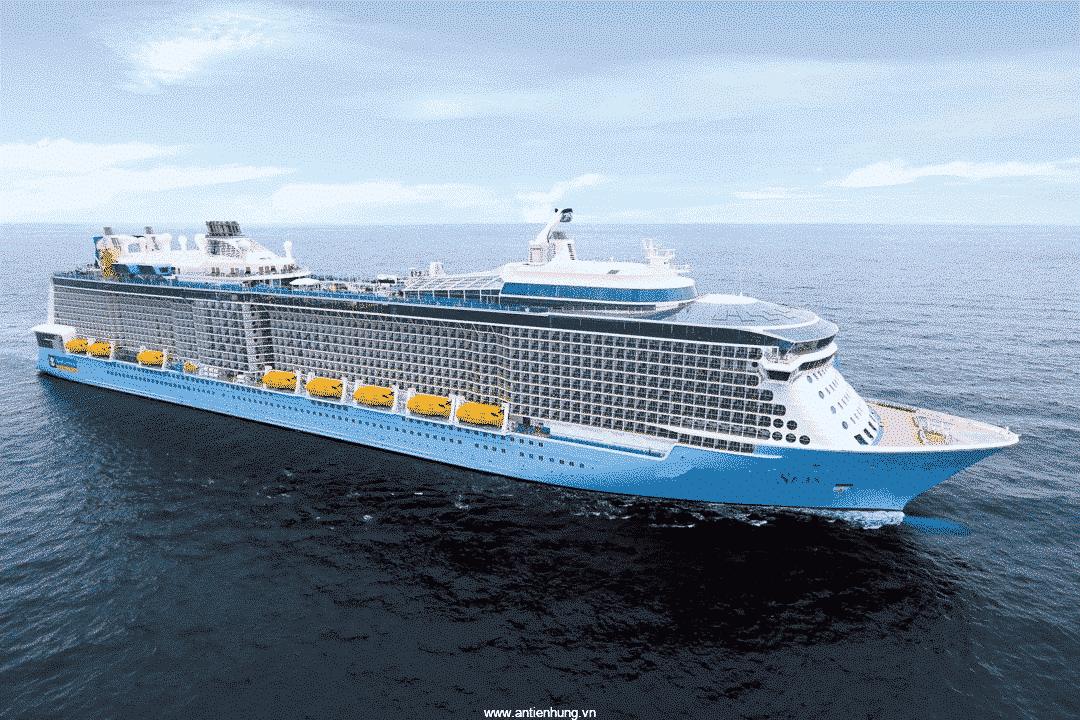 Tàu biển sẽ không bị ăn mòn nhờ sơn PIONER TC (20 LÍT)