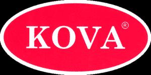 Sơn kẻ đường, sơn tấm chắn con lươn KOVA K462-263A (đỏ) SP