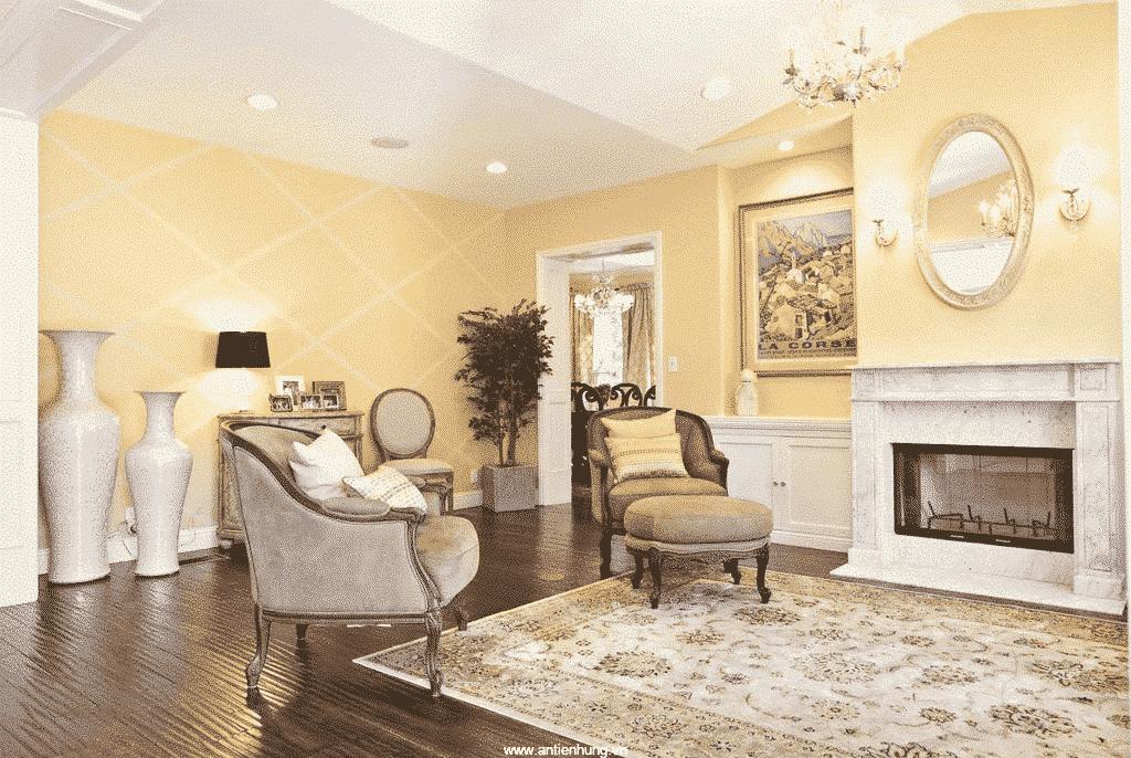 Sơn lót nội ngoại thất Jotun giúp ngôi nhà tăng tính thẩm mỹ