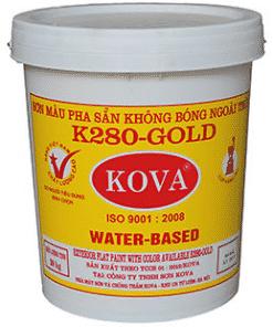 Sơn Kova K280 Gold 1