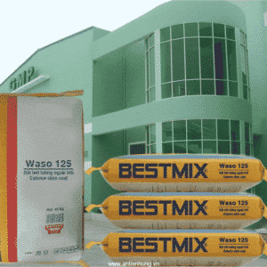 Bột trét tường Waso 125 SP