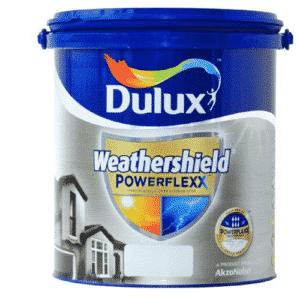 dulux weathershield powerflex