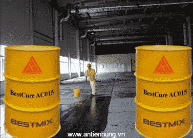 BestCure AC015 - Hợp chất bảo dưỡng bê tông gốc polymer