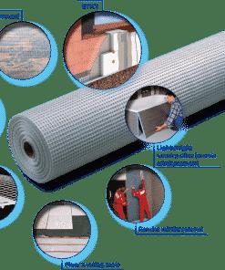 Sản phẩm lưới sợi thủy tinh Fiber Glass Mesh