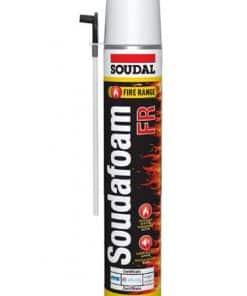 Sản phẩm keo bọt PU Foam chống cháy Soudafoam FR