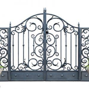 Cửa cổng sắt mỹ thuật