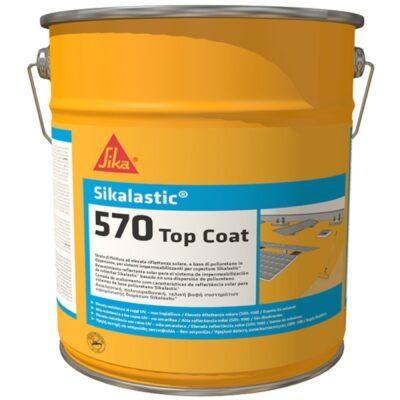 Sikalastic-570 Top Coat Lớp Phủ Một Thành Phần
