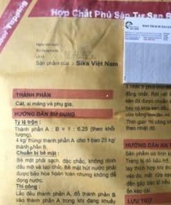 Hình ảnh sản phẩm Vữa tự san Sikafloor Topping Compound
